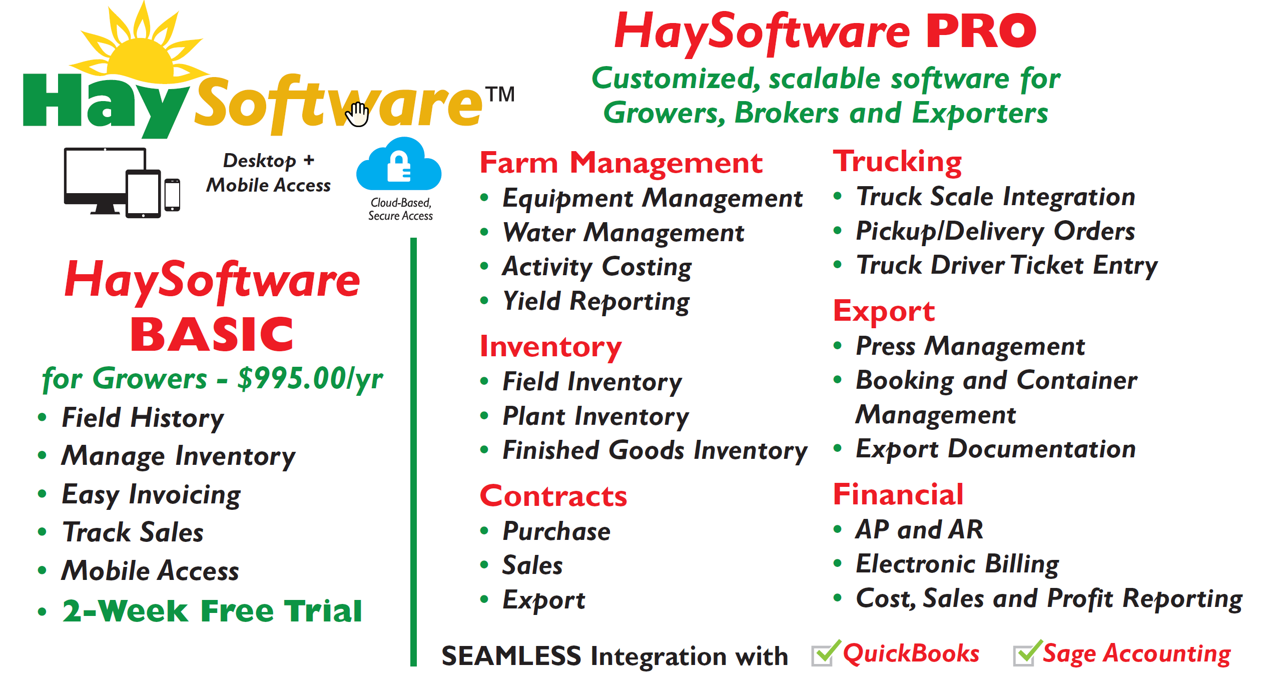 Hay Software